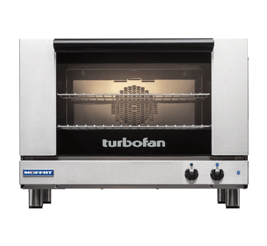 2 Tray Full Size Manual Electric Convection Oven
