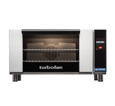 2 Tray Full Size Touch Electric Convection Oven