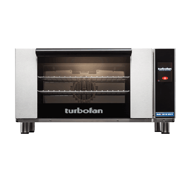 3 Tray Full Size Touch Electric Convection Oven