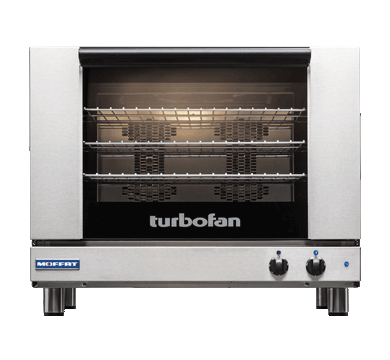 4 Tray Full Size Manual Electric Convection Oven