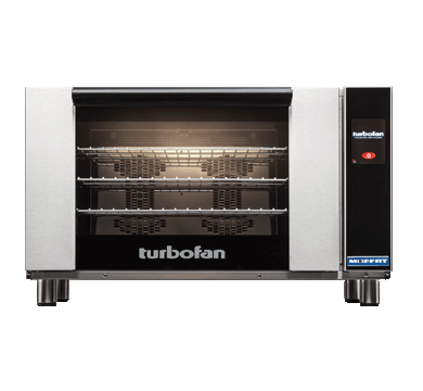 4 Tray Full Size Touch Electric Convection Oven
