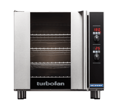 4 Tray Full Size Digital Electric Convection Oven