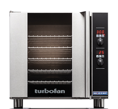 5 Tray Full Size Digital Electric Convection Oven