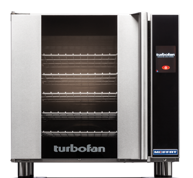 5 Tray Full Size Touch Electric Convection Oven
