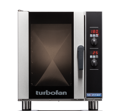 5 Tray Half Size Digital Electric Convection Oven