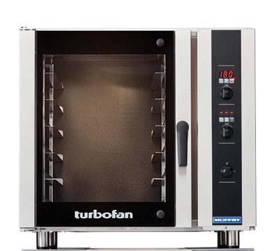 6 Tray Full Size Digital Electric Convection Oven