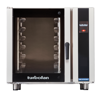 6 Tray Full Size Touch Electric Convection Oven