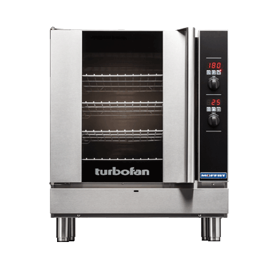 4 Tray Full Size Digital Gas Convection Oven