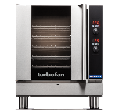 5 Tray Full Size Digital Gas Convection Oven